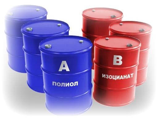 пенополиуретан компоненты дерким украина