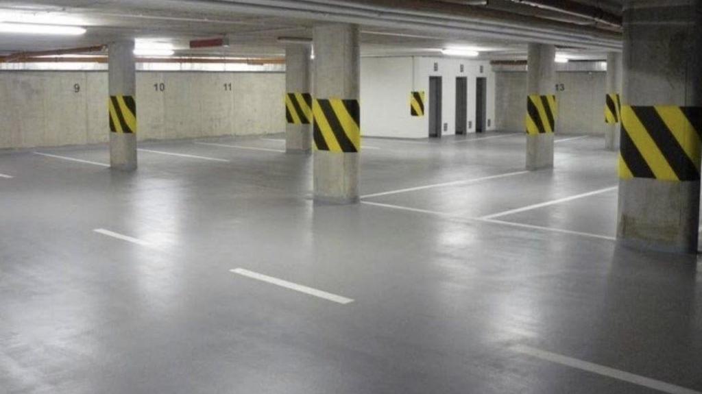 Гидроизоляция паркингов, переходов, тоннелей